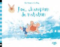 JOE CHAMPION DE NATATION