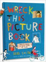 WRECK THIS PICTURE BOOK /ANGLAIS