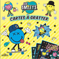 Les Smileys - Cartes à gratter 100 % fun