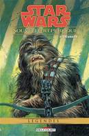 Star Wars - Nouvelle République T03, Chewbacca