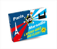 Paris VS Marseille : l'apéro-quiz qui clash !