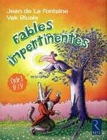 Fables impertinentes Cycle 3 6e/5e, cycle 3, 6e-5e