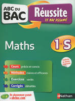 ABC du BAC Réussite Maths 1re S