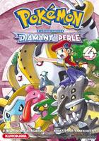 POKEMON DIAMANT/PERLE/PLATINE - TOME 4 - VOLUME 04