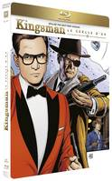 Kingsman 2 le cercle d'or steelbook