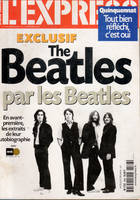 L'Express n° 2568 - 21-27/09/2000 - The Beatles par les Beatles