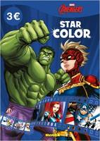 F84198/27 - Marvel - Avengers - Star color