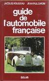 Guide de l'automobile française