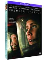 dvd / PREMIER CONTACT / Amy Adams  Jeremy Re