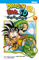 Dragonball SD, 1, Dragon Ball SD - Tome 01