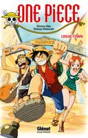 One Piece Roman - Tome 02, Logue Town