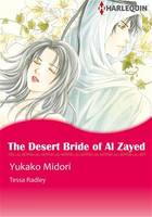 Harlequin Comics: The Desert Bride of Al Zayed