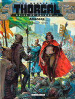 Tome 4, Alliances, Les mondes de Thorgal, Alliances