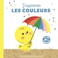 J'apprends les couleurs, 6 couleurs, 6 images, 6 sons