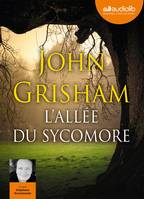 L'Allée du sycomore, Livre audio - 2 CD MP3 - 655 Mo + 696 Mo