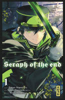 pack tome 1 + 2 offert seraph of the end