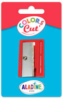 Taille crayon Color pencil cut