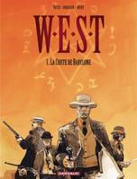 WEST, WEST : weird enforcement special team, La chute de Babylone, 1