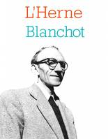 cahier blanchot