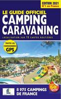 Le Guide Officiel Camping Caravaning 2021