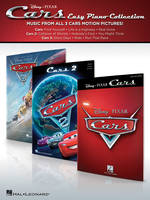 Cars - Easy Piano Collection, Music from All 3 Disney Pixar Motion Pictures