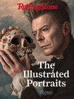 Rolling Stone The Illustrated Portraits /anglais