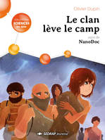 LE CLAN LEVE LE CAMP - LOT DE 5 ROMANS