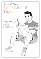 Our Colorful Days - chapitre 12