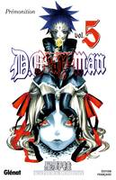 D.Gray-Man - Édition originale - Tome 05, Prémonition