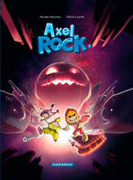 Axel Rock, 2, Mission Astérovore