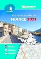 ATLAS FRANCE 2021 PETIT FORMAT
