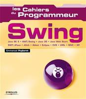 Swing, Java SE 5 - AWT/Swing - Java 3D - Java Web Start - SWT/JFace - JUnit - Abbot - Eclipse - CVS - UML - MVC - XP