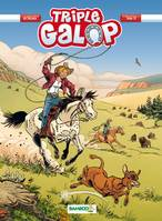 Triple galop - Tome 10
