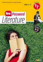 New Password Literature 1re Tle série L - Livre