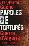 Paroles de torturés