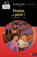 Pirates en péril !