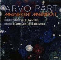Arvo Part Magnificient Magnificat Cd