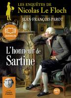 L'Honneur de Sartine, Livre audio 2 CD MP3 - 555 Mo + 555 Mo