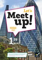 Let's meet up !, anglais 1re B1-B2