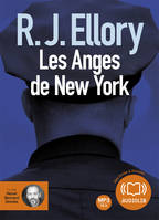 Les Anges de New-York, Livre audio 2 CD MP3 - 608 Mo + 650 Mo