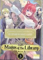 3, Magus of the library