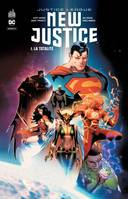 Dc Rebirth - New Justice  Tome 1