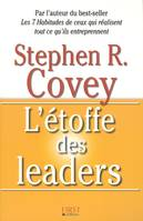 L'ETOFFE DES LEADERS 2EME EDITION