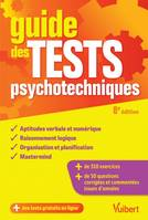Guide Des Tests Psychotechniques 8E Edt