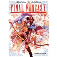 1, Final Fantasy : Lost Stranger T01