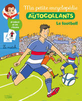 AUTOCOLLANTS ENCYCLO FOOTBALL