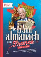 Le grand almanach de la France 2021