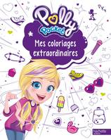 Polly Pocket - Coloriages extraordinaires