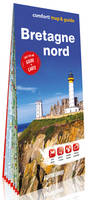 BRETAGNE NORD (MAP&GUIDE XL)