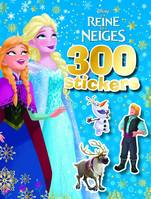 REINE DES NEIGES - 300 Stickers